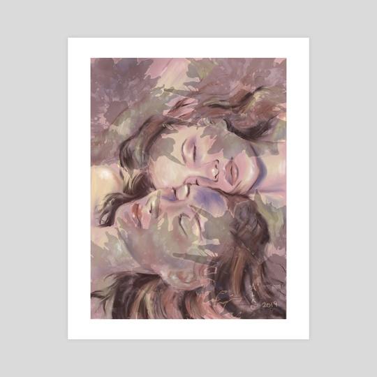 Sun Kissed Sisters by Anna Banana Carley