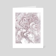 No. 38 - Art Card by Hannah Ahn