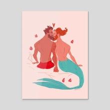 Jolly Sailor - Acrylic by Matt Howorth