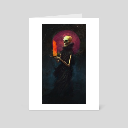 Skull by Pavel Sokov