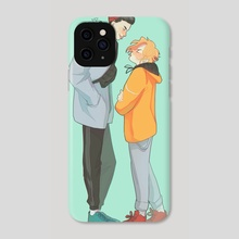 Tease - Phone Case by VikConder