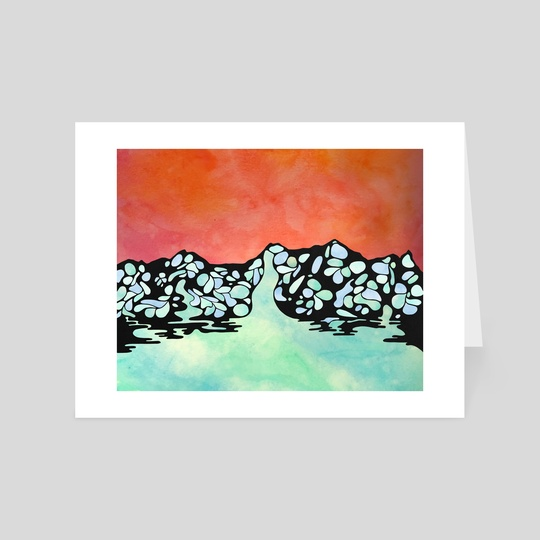Icelandic Nights by Liam Johnston