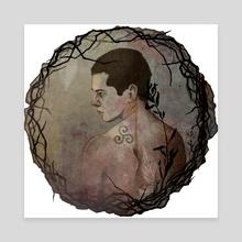 The Cursed Boy #03 - Canvas by Naoru Suisou