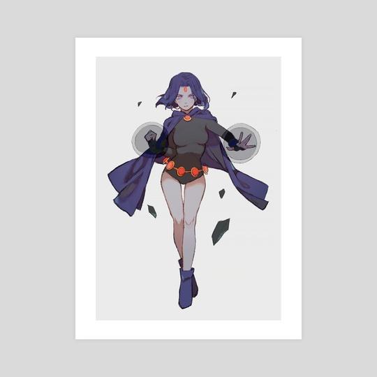 raven by Yueko
