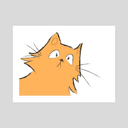 Scaredy Cat 2 by Howard  Brewitt