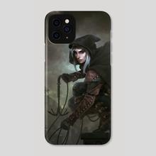 Blackguard - Phone Case by Arman Akopian