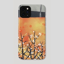 Blackthorn - Phone Case by Nic Squirrell
