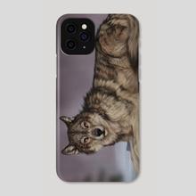 Wolf - Phone Case by ilya Royz