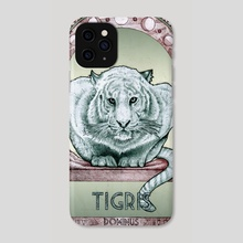 Tigris - Phone Case by Holger Krusche