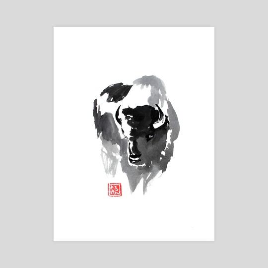 buffle by philippe imbert