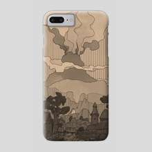 Resdayn - Phone Case by Alfred Khamidullin
