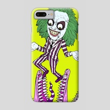 Beetlejuice! - Phone Case by Matthew Byle