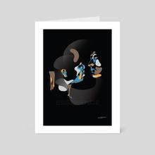 Essence - Art Card by Sankara Ogunbanjo