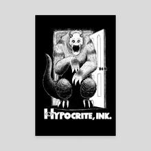 HYPOCRITE, iNK. - Canvas by Hypocrite.ink (Sean Parker)
