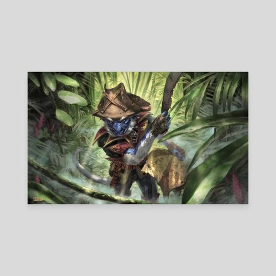 Goblin Trailblazer by Josh Hass