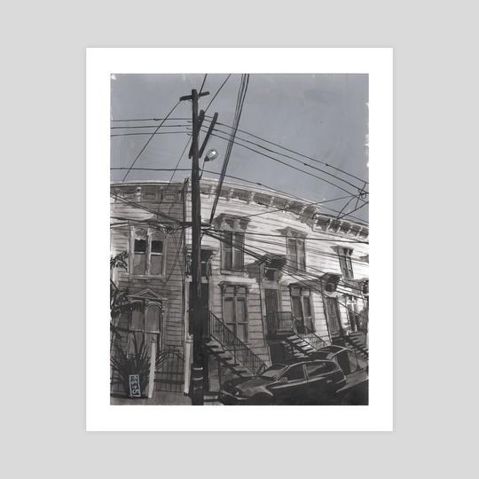 Linden Street 002 by Christian MacNevin