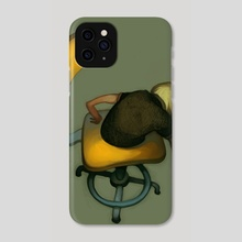 Extricate - Phone Case by Angelica Alzona