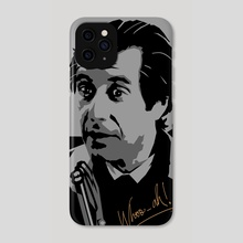 Al Pacino - Phone Case by Kunal Kundu