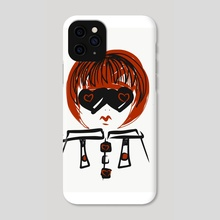 Fierce Feels - Phone Case by Lauren Scott