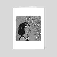 Deserve the world - Art Card by MoonLight Hel