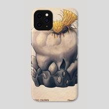 Flowering Crown - Phone Case by Rex Beck