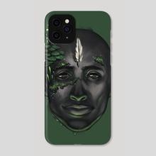 Ori Osanyin - Phone Case by Draco Imagem