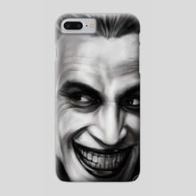 The Man Who Laughs - Phone Case by Craig Stirling