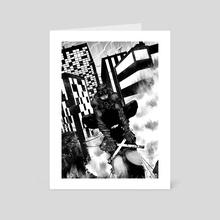 DD - Art Card by Michael Bones