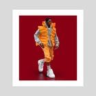 Style 47 - Art Print by Daniel Clarke