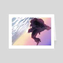 Interrupt - Art Card by Chelsea Stingel
