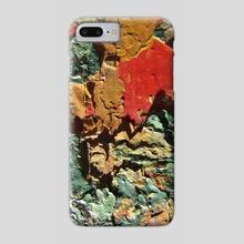 Multicolor. Abstract photo. - Phone Case by Dmytro Rybin