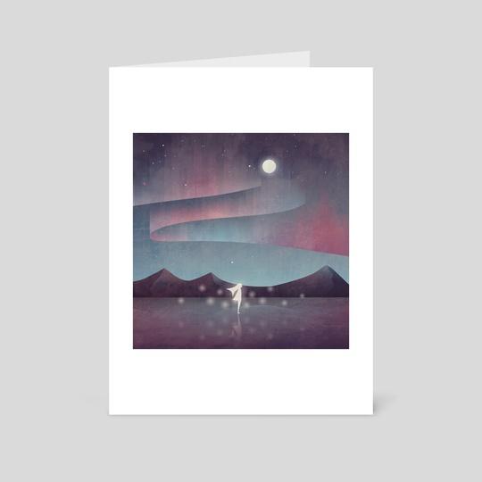 Descendant Of The Northern Lights by Annisa Tiara Utami