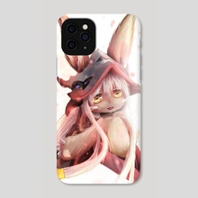 Nanachi - Made in Abyss - Phone Case by illyaink