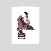 DIDECIA - Art Card by stephen mcdowell