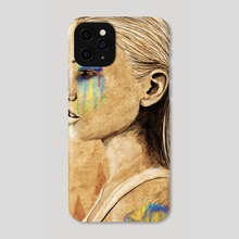 Sketched - Phone Case by Rick van de Moosdijk