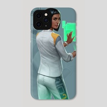 "Android - ""The Clone"" - Phone Case by Matt  Zeilinger"