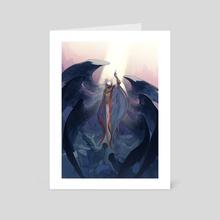 Messiah - Art Card by Shihoran