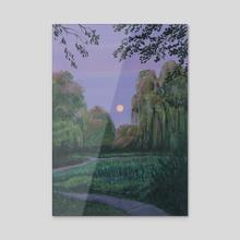 Twilight - Acrylic by Maddy