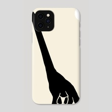 Leaf Eater - Phone Case by Joseph Patton