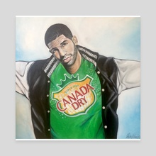 Canada Dry feat. Drake - Canvas by whitney anderson