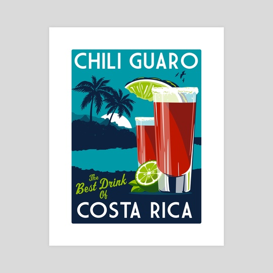 costa rica chili guaro by matt schnepf