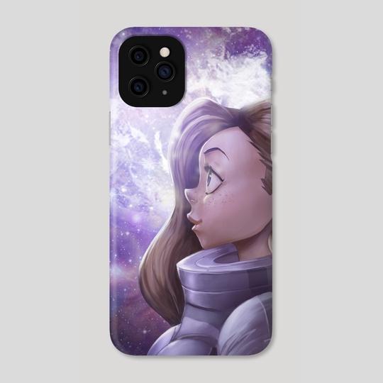 Space Girl 05 by Karla Diaz