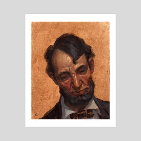 Lincoln by John Larriva