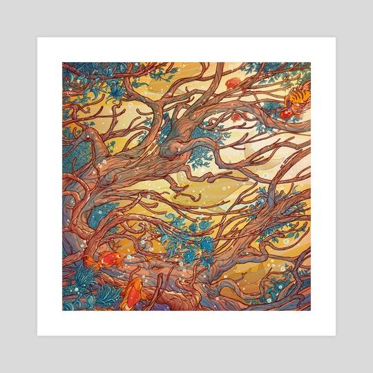 Coral Tree by Michał Dziekan