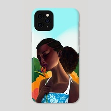 Quiet Moments II - Phone Case by Jei .