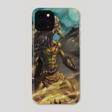 Feast for the Skyraider - Phone Case by Andre Garcia