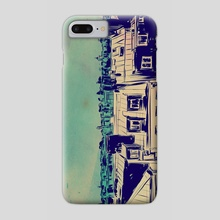 Roofs - Phone Case by Giuseppe Cristiano