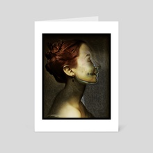 Everlasting Beauty - Art Card by Dave Cote