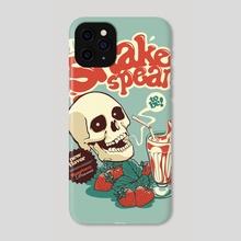 Milk Shakespeare - Phone Case by Draco Imagem