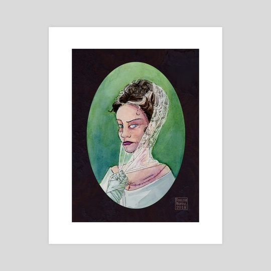 Bride of Frankenstein by Foolish Mortal